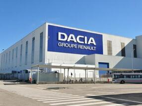 RENAULT Romania announces an investment of 100 million euros for Dacia factory