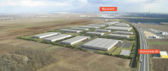 CTP invests EUR 35 million in a new warehouse within CTPark Bucharest West