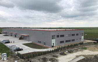 Swiss group Artemis, a new investment in the industrial park near Timisoara