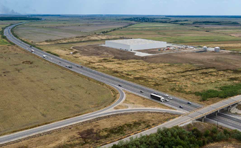 CTP, new logistics and industrial developments within CTPark Piteşti