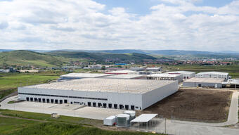 CTP sells the logistics park CTPark Cluj I to WDP