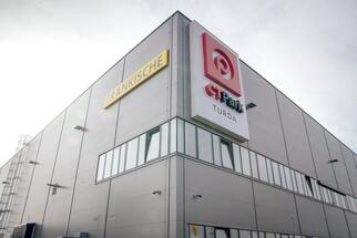 CTP expands its cooperation with FRÄNKISCHE Romania in CTPark Turda reaching a total of over 10,000 m²