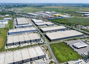 ING and EBRD, EUR 96 million financing for CTPark Bucharest logistics park