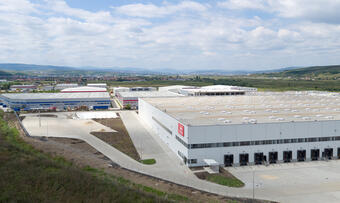 Ursus Breweries rents 9,000 square meters in the CTP Park Cluj II logistics park