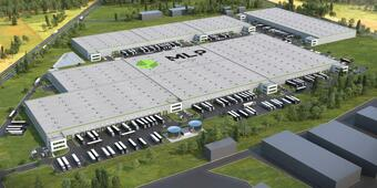 MLP Group launched the construction of a logistics park in Romania