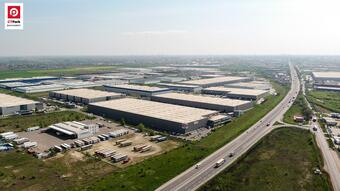 CTP reaches 1 million m2 milestone of A-Class industrial spaces in Romania