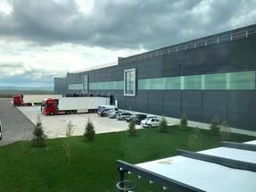 Lidl inaugurated a new logistics center at Roman, the first in the eastern area of Romania