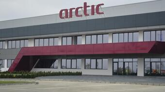 Arctic announces that the first Industry 4.0 factory in Romania is operational, an investment of 150 million euros