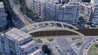 EUR 28 million overpass in Colentina district, Bucharest, received the building permit