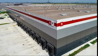 Coca Cola HBC and Mobexpert rented 5,000 sqm in the P3 Bucharest A1 logistics park