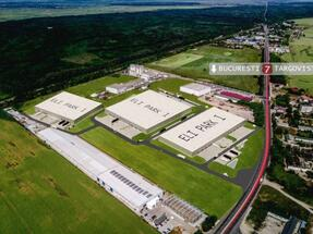 Colliers manages the first logistics park developed by Element Industrial north of the Capital