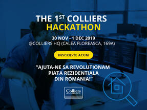 The firstColliers Hackathon brings artificial intelligence in the local real estate market