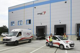 Dentotal Protect inaugurated the new logistics center within Eli Park Chitila