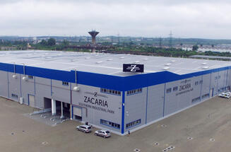 Craiova industrial park developed by Zacaria, 95% occupied