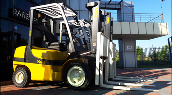 Vectra Eurolift Service - over 25 years on the forklift market in Romania