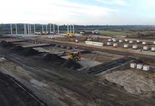 CTP is investing EUR 50 million in the expansion of logistics parks around the city of Timisoara