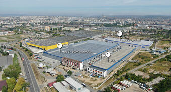 Zacaria completes the second phase of development of Southern Logistics, Craiova