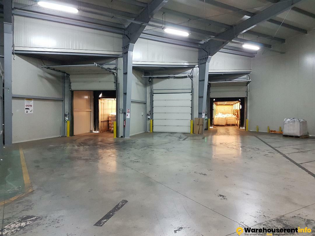 Cold Storage Warehouse For Rent