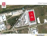 Warehouses to let in CTPark Timisoara