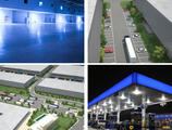 Warehouses to let in European Logistic Park (ELP)