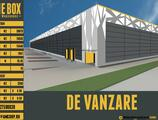 Warehouses to let in CENTRAL PLAZA CIOROGIRLA