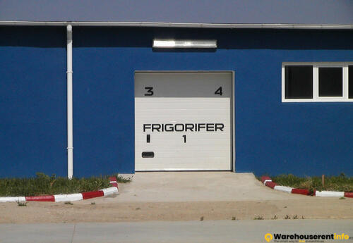 Warehouses to let in Crevedia Logistic Park