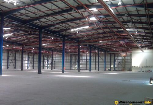 Warehouses to let in Mercury Logistics Park