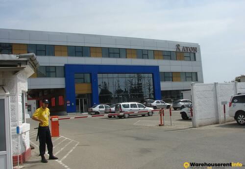 Warehouses to let in ATON 1 Sanandrei Industrial Park