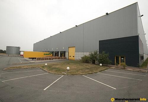 Warehouses to let in WDP Park A3 Storage Ploiesti
