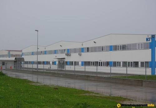 Warehouses to let in Incontro Industrial Park - Timisoara