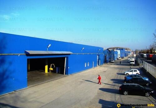 Warehouses to let in Sofimat Logistic Park