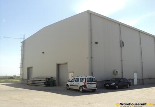 Warehouses to let in 1