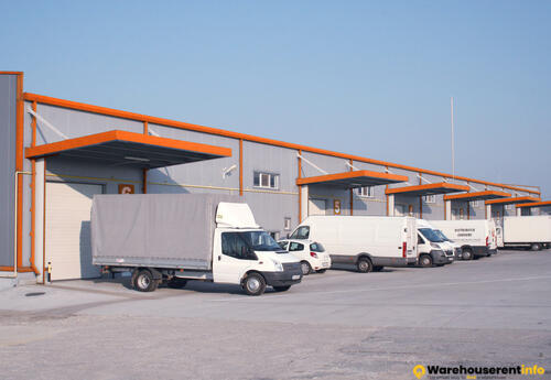 Warehouses to let in Hala depozitare/ logistica/ productie