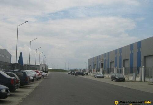 Warehouses to let in Parc Industrial Prejmer Brasov