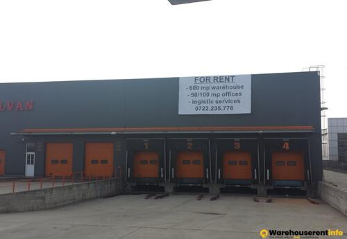 Warehouses to let in ULVAN Warehouse