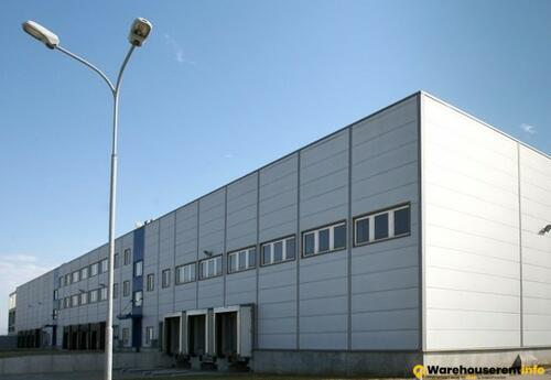 Warehouses to let in Log Center Ploiesti