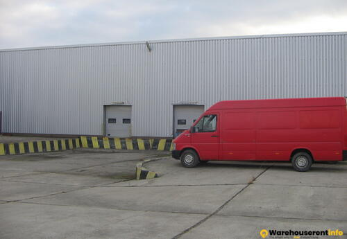 Warehouses to let in EXIMON