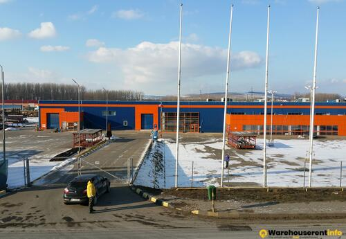 Warehouses to let in Hala Dedeman Suceava