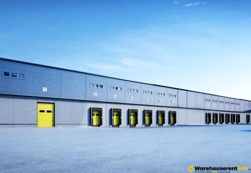 Warehouses to let in D2 Building