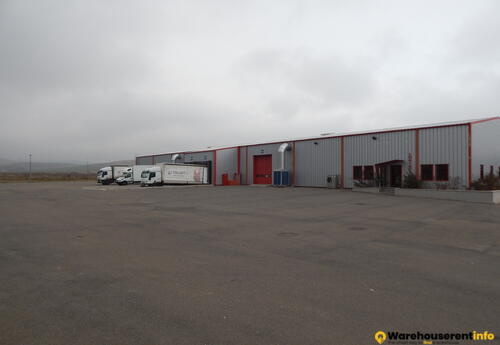 Warehouses to let in TRUST