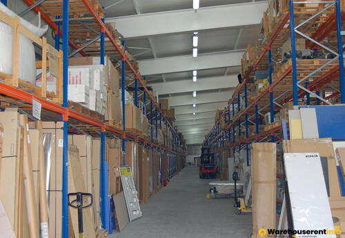 Warehouses to let in RBC