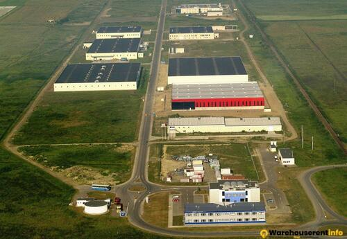 Warehouses to let in Parcul Industrial Mures