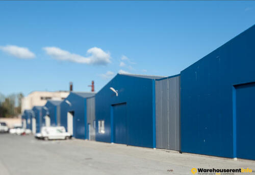Warehouses to let in Logistic Park Constanta