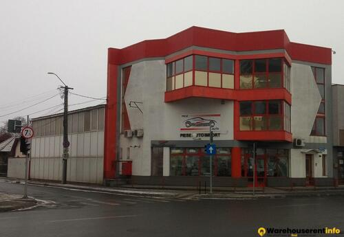 Warehouses to let in Depozit -Spatii birouri-Showroom Targu MURES
