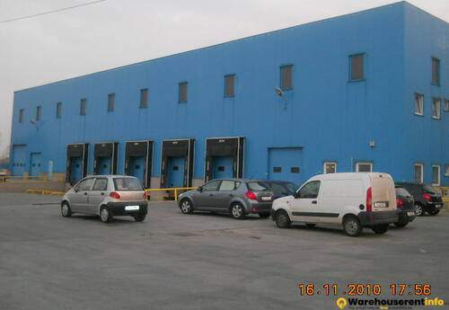 Warehouses to let in Depozit Bd. Timisoara