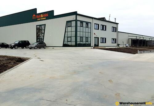 Warehouses to let in Aluti & Valsi cold Storage