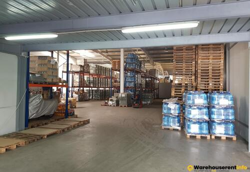 Warehouses to let in DEPOZIT PALET/ZI & LOGISTICA, ILFOV, inchiriere pe zi