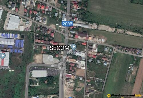 Warehouses to let in Hala depozitare producție 250- 500 mp central Tunari 300 m de centura