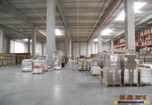 Warehouses to let in Depozit clasa A