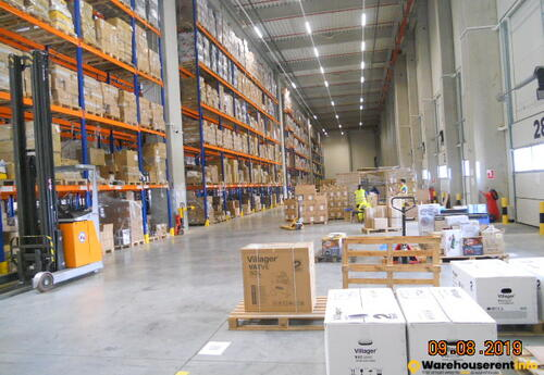 Warehouses to let in Depozit clasa A Giurgiu